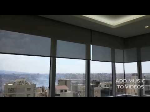 La Tanda   - Motorized sunscreen roller blind - Video Ad 2