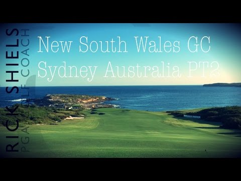 Part 2 New South Wales Golf Club, Sydney