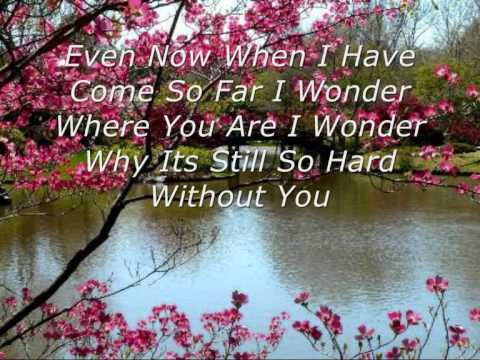 Barry Manilow - Even Now (Lyrics)
