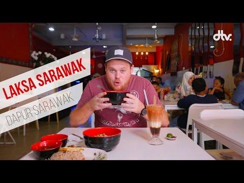Laksa Sarawak Terbaik di Kuala Lumpur