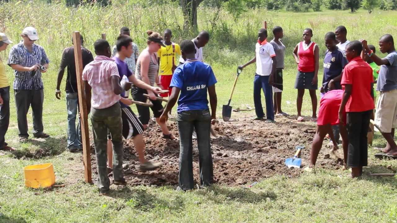 Food Security Youth Camp -- Peace Corps Ghana