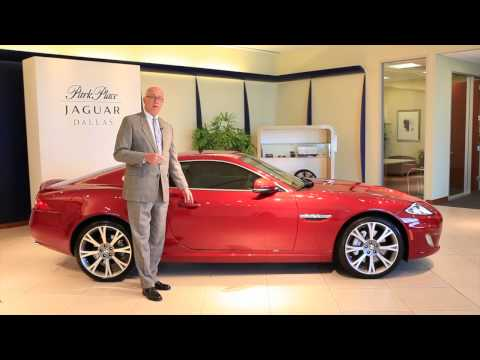 2013 Jaguar XK Review