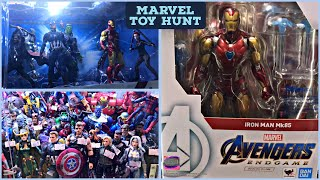 TOY HUNT MARVEL AVENGERS IRON MAN MARK 85 (Ins Point Toy Mall latest)