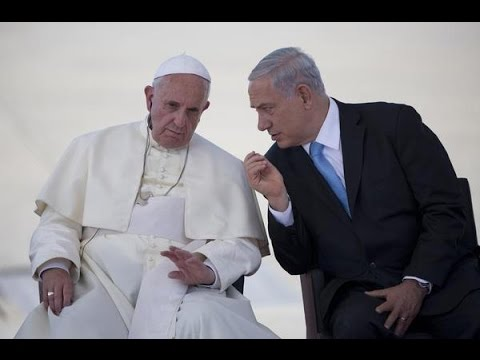 POPE, ISRAEL -- 7 Year Agreement to give him FULL Military Backing