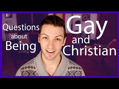 BEING GAY AND CHRISTIAN from YouTube · Duration:  6 minutes 48 seconds