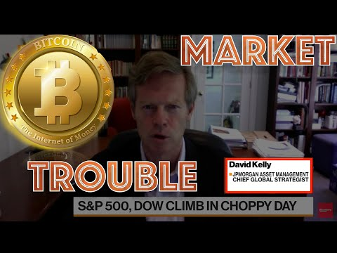 Traditional Market VOLATILE With Bitcoin & Digital Assets Showing STRENGTH. Goldman Sachs BTC Call.