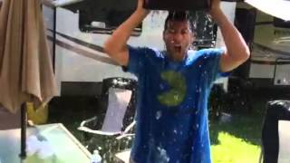 Adam's ALS Ice Bucket Challenge