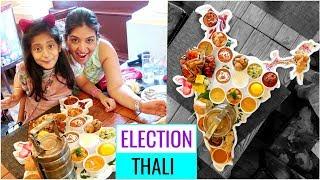 Bharat Thaali - All Indian Cuisine Special | #Ardor2.1#MyMissAnand #FoodVlog #CookWithNisha