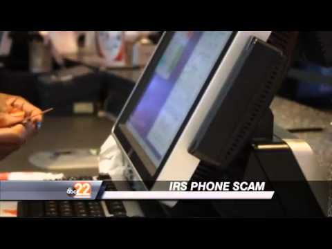 IRS Phone Scam is Largest Ever