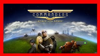 Commanders - Attack Of The Genos [TEST]