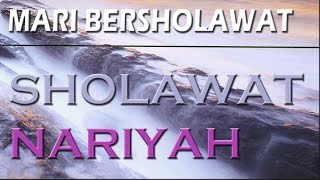 Video Sholawat Nariyah Indah Lirik dan Artinya Full download MP3, 3GP, MP4, WEBM, AVI, FLV Januari 2019