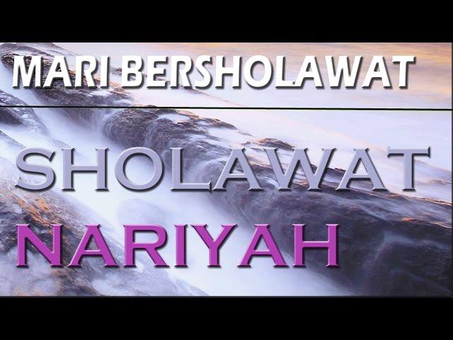 Lirik Lagu Sholawat Nariyah Arab Latin Artinya