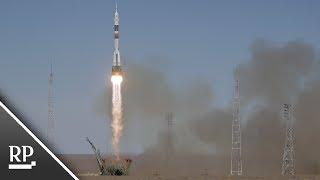 Unfall auf dem Weg zur ISS: Sojus-Rakete muss notlanden