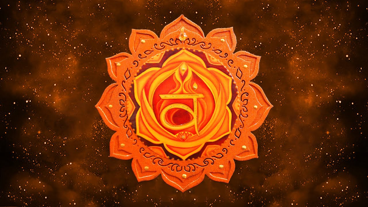 Sacral Chakra Music - Svadhisthana - Powerful Sacral Chakra Meditation Music, Spiritual Music