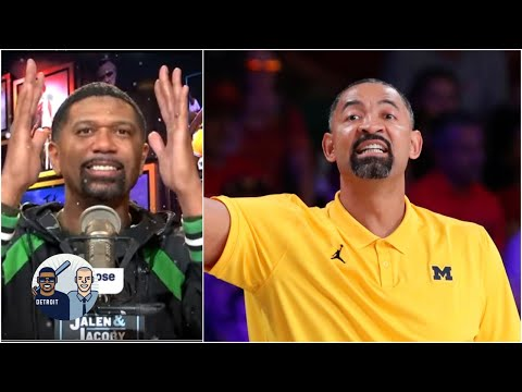 Juwan Howard Returning To Michigan Is Rose's Favorite Sports Moment | Jalen & Jacoby