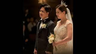 딸 결혼사진 영상제작한것임