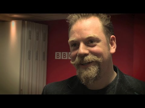 Rufus Hound on Series 9 Read-Through | Doctor Who
