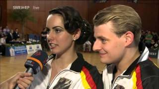 Tanzen total 2014 German Open Championships