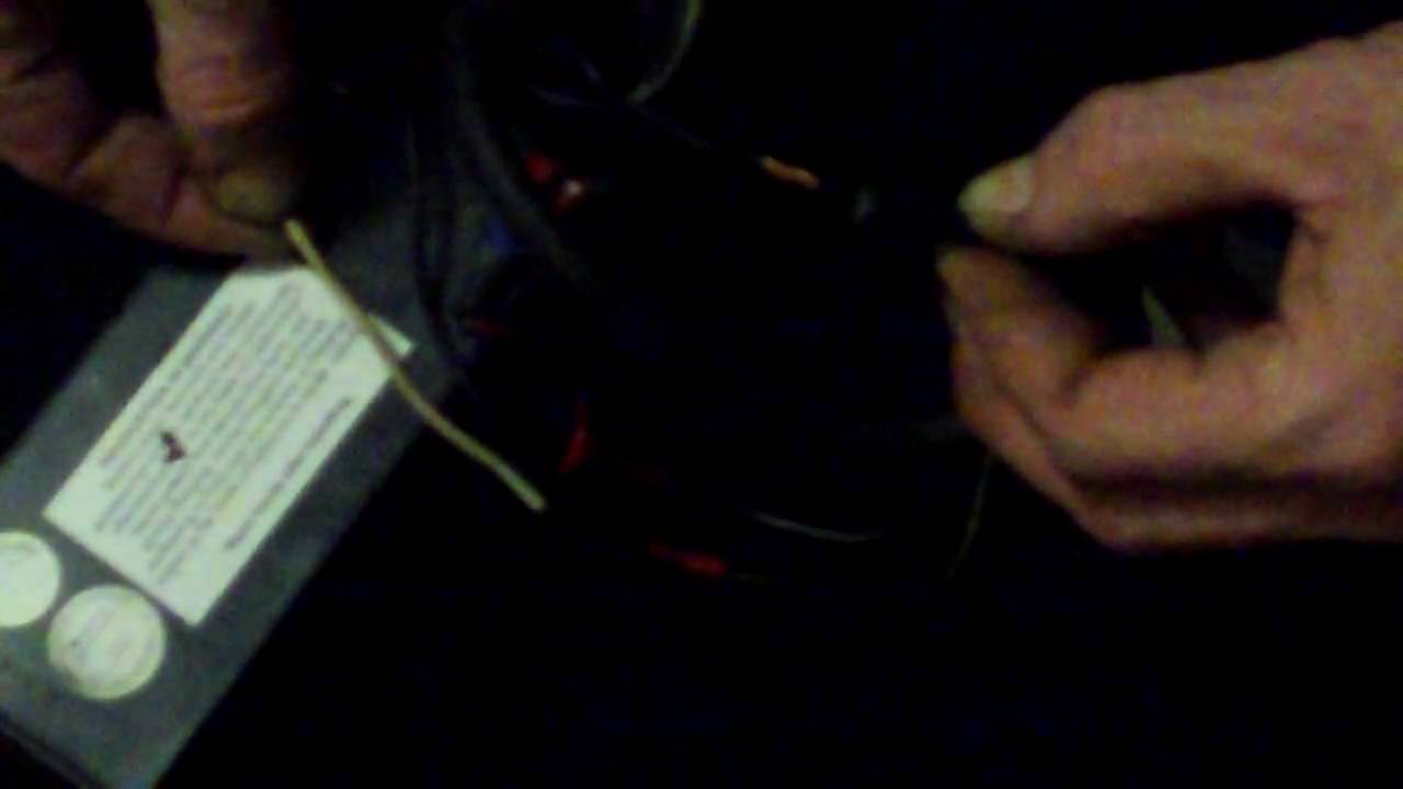small resolution of the abc s on the analog boyer ignition box what a bad coil does red white black wires