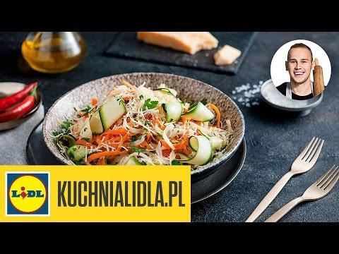 Spaghetti Aglio E Olio W Wersji Fit Dg Kuchnia Lidla Youtube