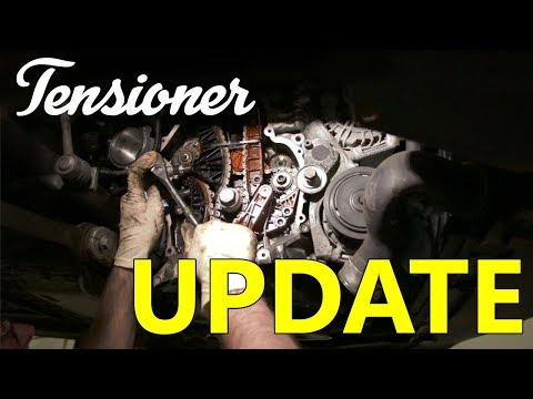 2.0t TSI Timing Chain Tensioner Update