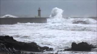 Волны и Португалия - часть 1