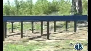 видео Фундамент на глинистой почве: ленточный и на сваях, какой лучше делать?