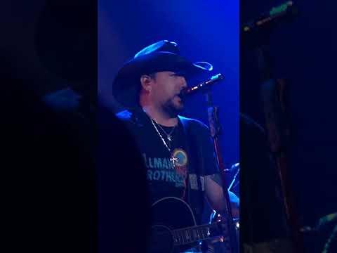 Jason Aldean - Rear View Town - Los Angeles, CA 4/12/18 (album release party)