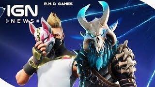 Fortnite:Battle Pass Lancement Trailer Jeux R.M.D