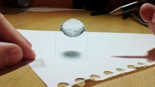 How to draw Anamorphic 3D - Techniques (ep.3)+vf