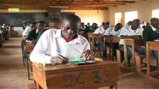 KCSE Results 2015