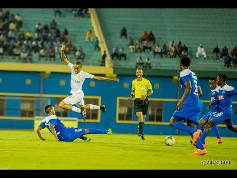 CAF Champions League: Rayon Sport yahagamye Mamelodi Sundowns Fc 0 - 0