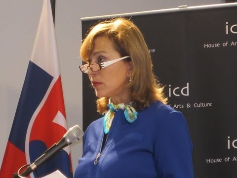 Olga Algayerova, State Secretary and Ministry of Foreign Affairs of Slovakia