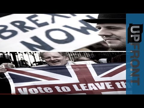Brexit, Grexit and the future of the EU - UpFront