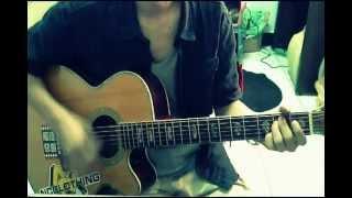 【吉他練習】滅火器-晚安台灣