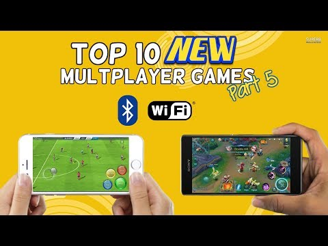 Top 10 NEW multiplayer games for Android/iOS (Wi-Fi/Bluetooth) - PART 5