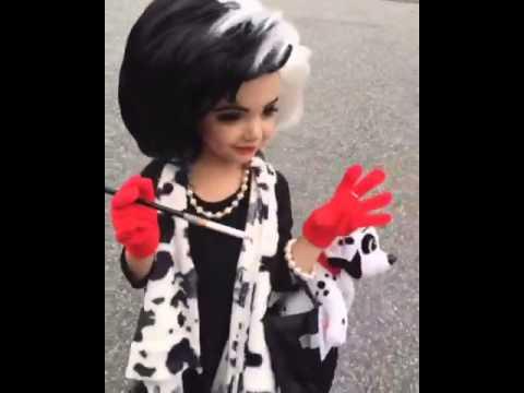 Anita, Darlinnng! Cruella De Vil 101 Dalmatians