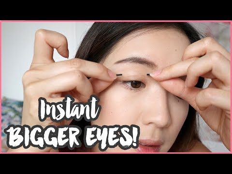Trying DOUBLE EYELID FIBRE! (my personal method) | lifeofjodes