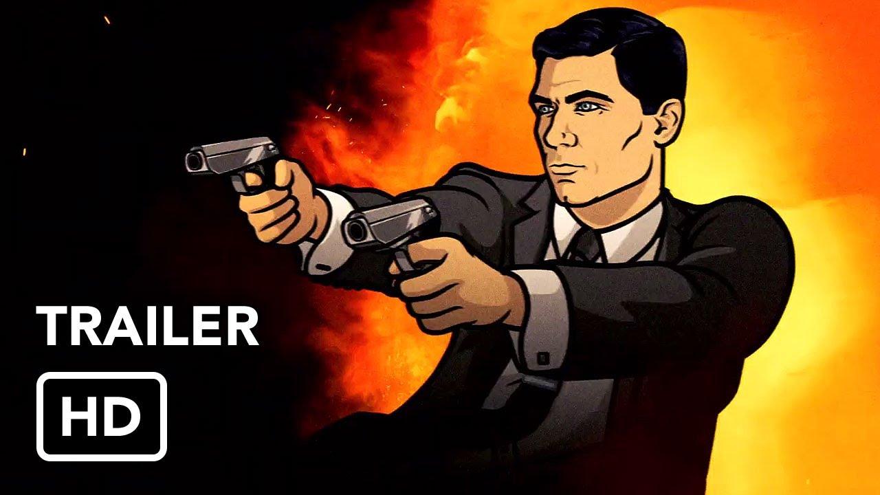 Download Archer Season 12 Trailer (HD)