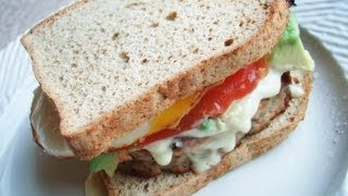 Paleo Sausage & Egg Sandwich Recipe