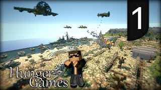 Minecraft | HungerGames #1 : CARNAGE ! - Epicube [FR]