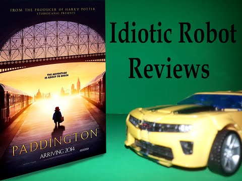 Idiotic Robot Reviews: Paddington (Stop-Motion)
