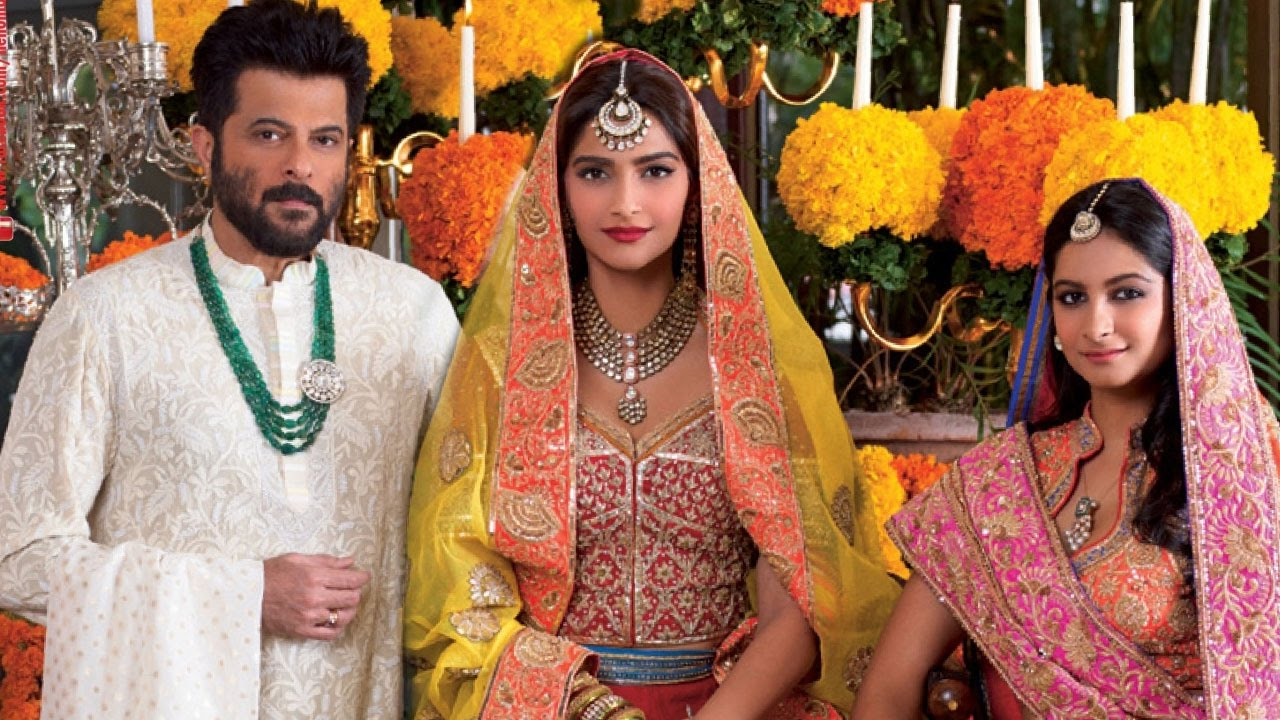 Image result for anil kapoor wedding pics