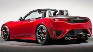 ホンダ新型 S2000 価格・スペック・発売日 最新情報!