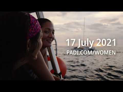 PADI Women – Creating Balance Between Humanity and Ocean
