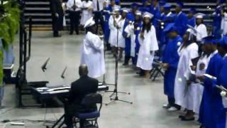 Woodward Graduation C/O 10 Singing The Woodward Pledge