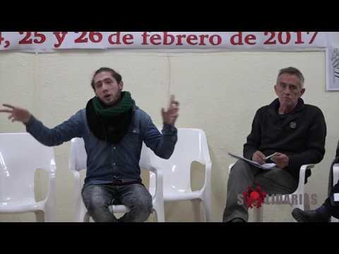 PRESENTACIÓN  DE MOVIMIENTOS Y PLATAFORMAS EN LA 8ª ASAMBLEA DE  MAREA BÁSICA