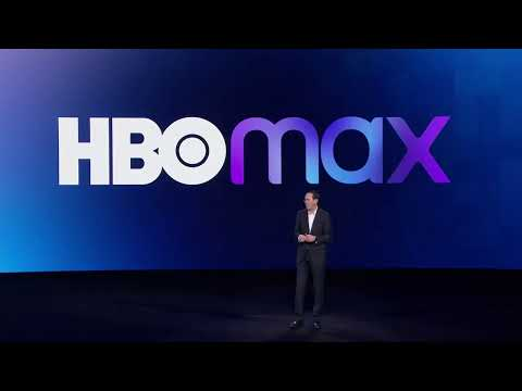 WarnerMedia Day Live Stream   HBO MAX