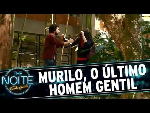 The Noite (03/09/15) - Murilo Couto Em: O Último Homem Gentil
