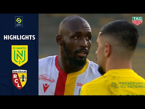 Nantes Lens Goals And Highlights